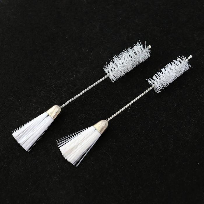 Double Sided Sewing Machine Lint Brush