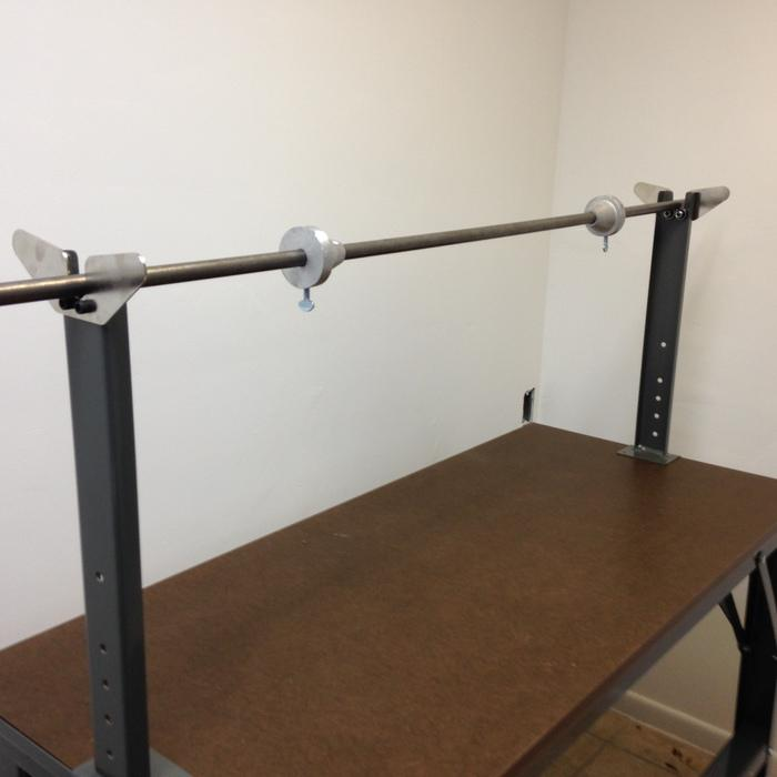 Table Top Fabric Roll Stand