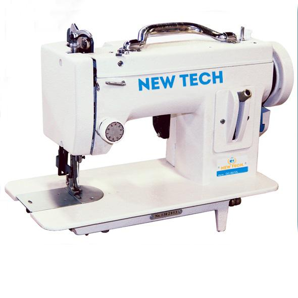 disabled  by david New-Tech 607Z Portable Walking Foot Zig-Zag Longarm Semi-Industrial Sewing Machine (Head Only)