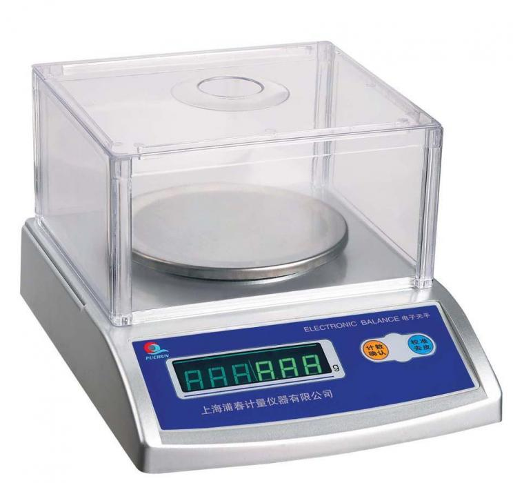 Digital Scale to Determine GSM 2000g/0.01g​