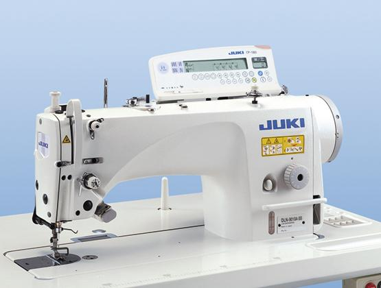 JUKI DLN-9010A-SH High-Speed Needle Feed Lockstitch Industrial Sewing Machine With Table and Servo Motor