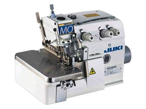 JUKI MO-6804S-0A4-150 Semi-Dry-Head High Speed Overlock Safety Switch Industrial Serger With Table and Servo Motor