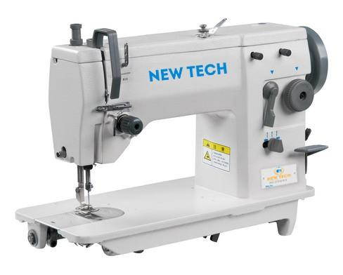 New-Tech GC-20U83 Zig-Zag Lockstitch Industrial Sewing Machine With Table and Servo Motor