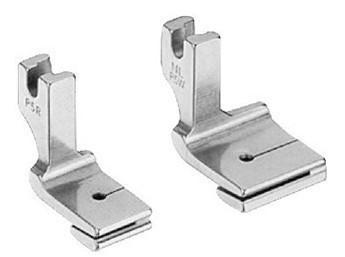 Tape Shirring Presser Foot for Industrial Machines, Wide or Regular (P5W, P5)