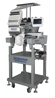 Meistergram - GEM 1500 1 Head Embroidery Machine