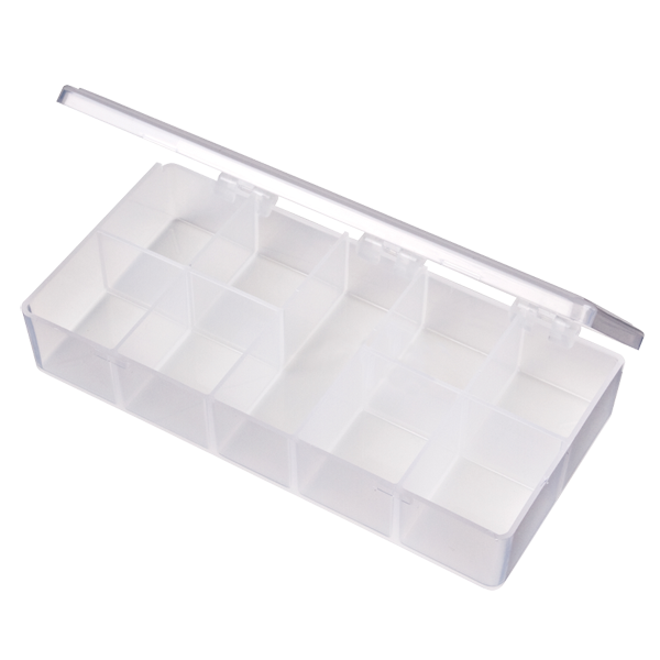 Nine-Compartment Box