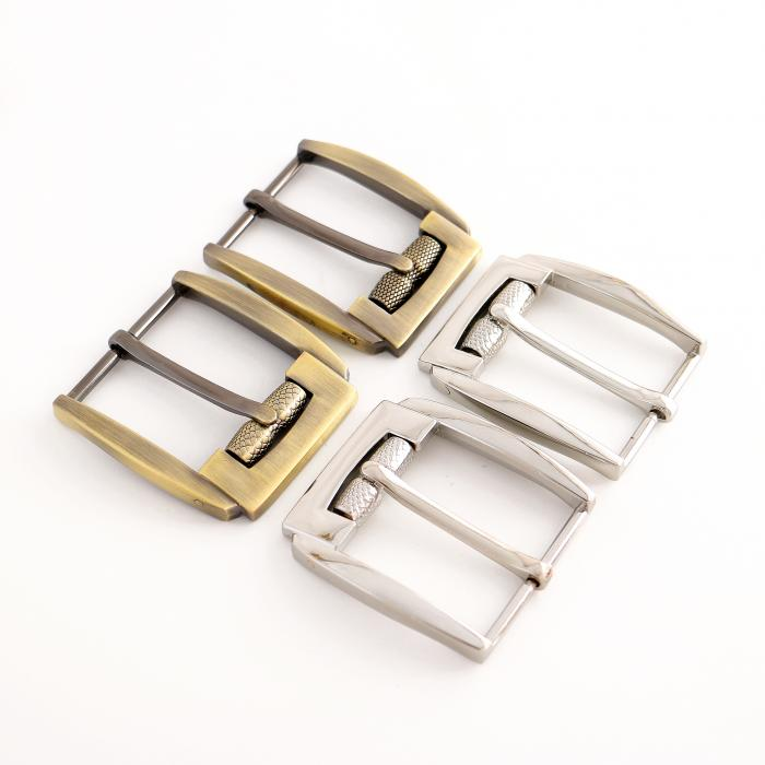 Metal Buckle - Solid Buckle with Roller