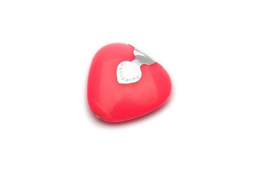 Marking Powder Heart Shaped Chalk Wheels (set of two)