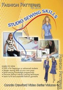 How To Sew - Studio Sewing Skills DVD