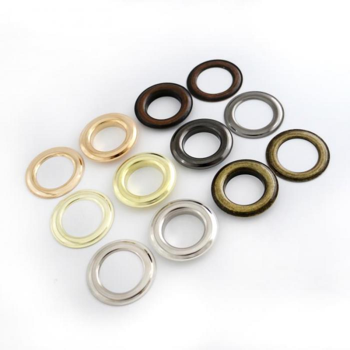 Two Piece Grommets With Washers