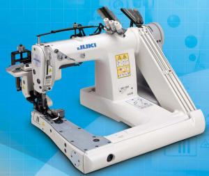 JUKI MS-1190 Feed-Off-The-Arm Double Chain Stitch Industrial Sewing Machine With Table and Servo Motor