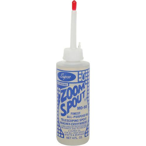 Zoom Spout® Oiler (Sewing Machine Oil Oiler) 4oz. 1 Each