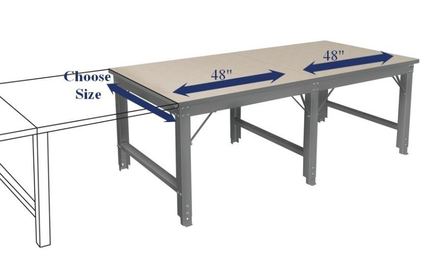 Professional Modular Production Cutting Table
