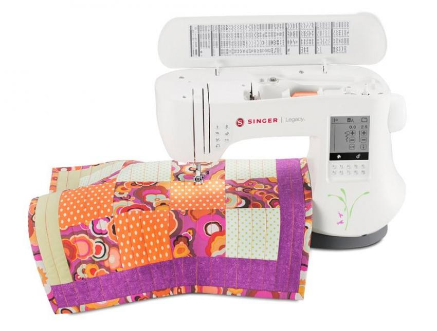 Singer Legacy C440Q Sewing and Quilting Machine