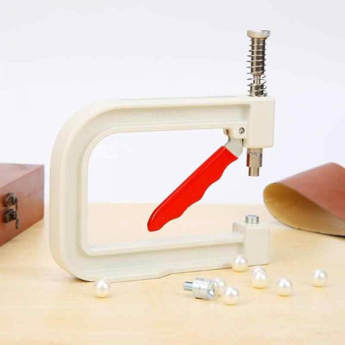 Pearl & Stud Press Machine