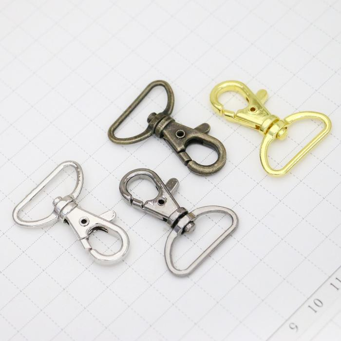 Metal Swivel Snap Hook - Lobster Claw Clasps
