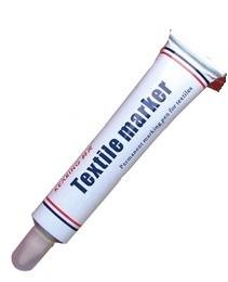Permanent Textile Marker (Black, Yellow or Pink)