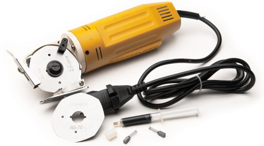 New-Tech 3 Inch Electric Rotary Cutter