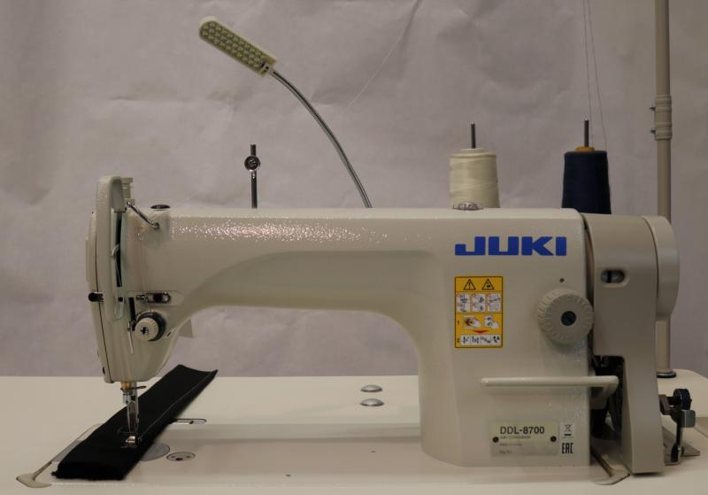 0d0a6c9686d ... JUKI DDL-8700 High-Speed Single Needle Straight Lockstitch Industrial  Sewing Machine With Table ...