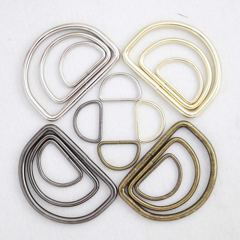 Welded Metal Ring D Ring Fasteners Goldstar Tool