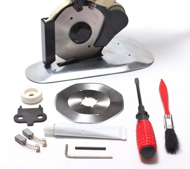 4 Quot Electric Rotary Cutter With Easy Guide For Fabric