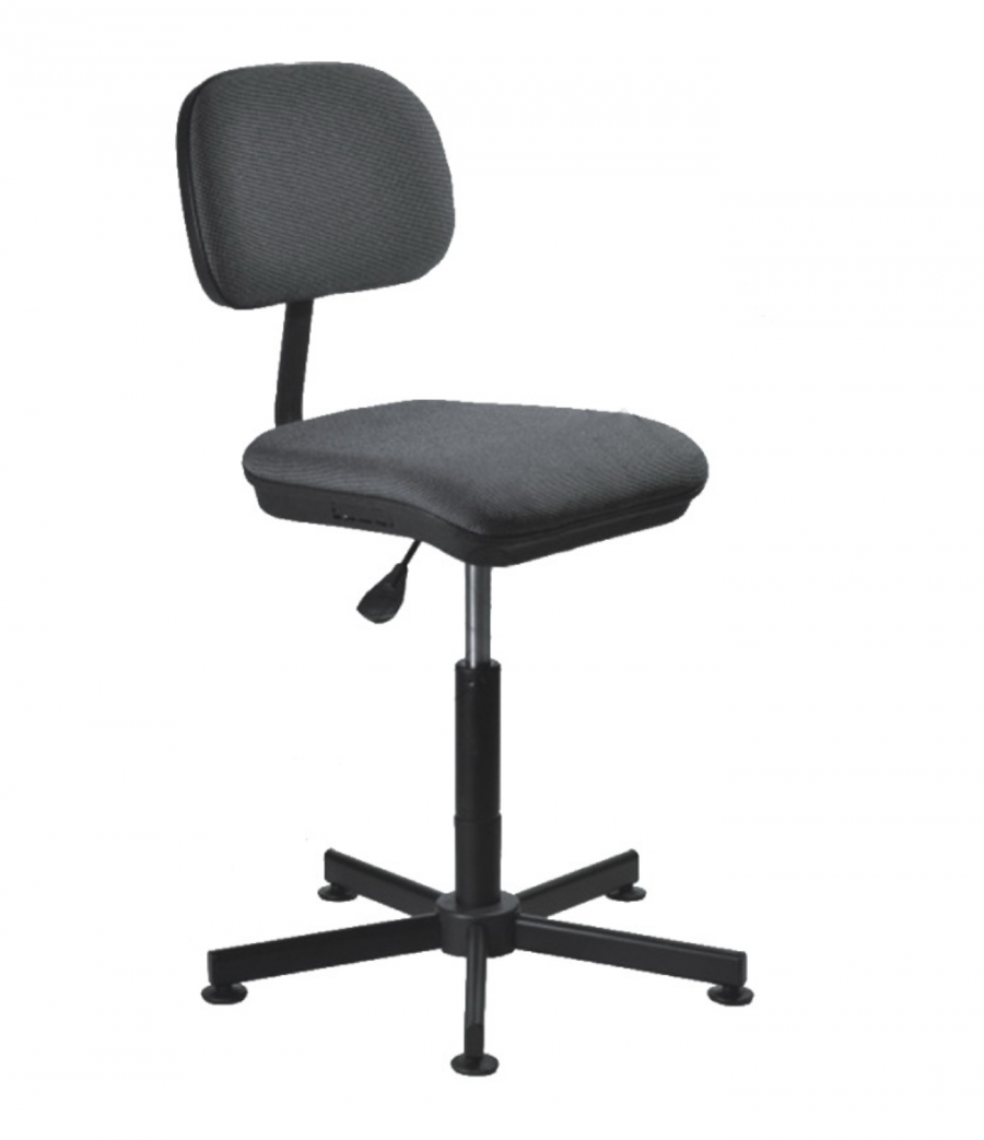 Fabulous Consew Ch K12 Gray Sewing Chair Goldstar Tool Theyellowbook Wood Chair Design Ideas Theyellowbookinfo