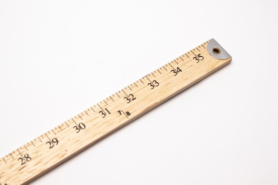 image relating to Printable Yardstick identified as Yardstick, Excess Hefty-Obligation Picket with Metallic Reinforcement