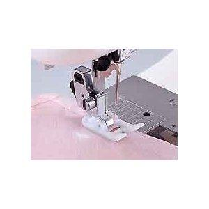 TEFLON SNAP ON FOOT FITS BROTHER NEW SINGER AND OTHER MAKES OF SEWING MACHINES